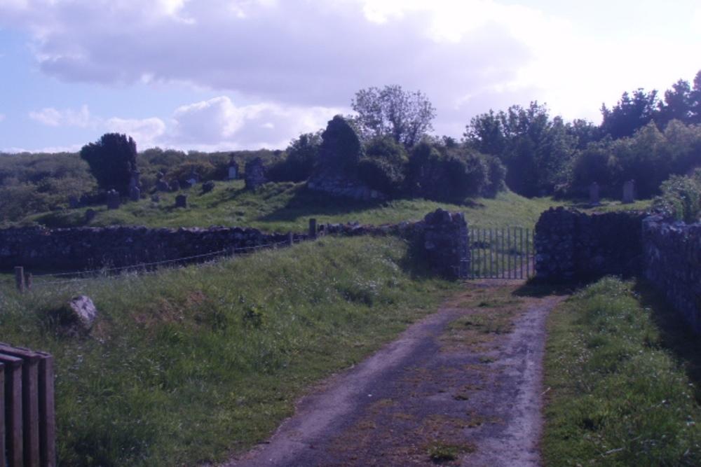 Oorlogsgraf van het Gemenebest Castlerock Presbyterian Burial Ground