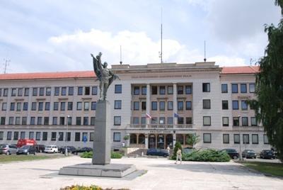 Bevrijdingsmonument Nitra
