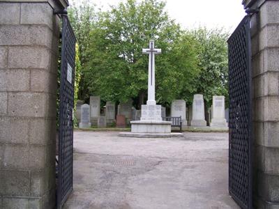 Commonwealth War Graves Saint Peter's Cemetery