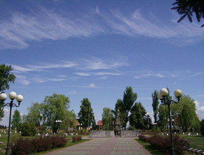 Soviet-Polish War Cemetery Garwolin