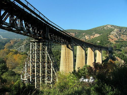 Gorgopotamos Bridge