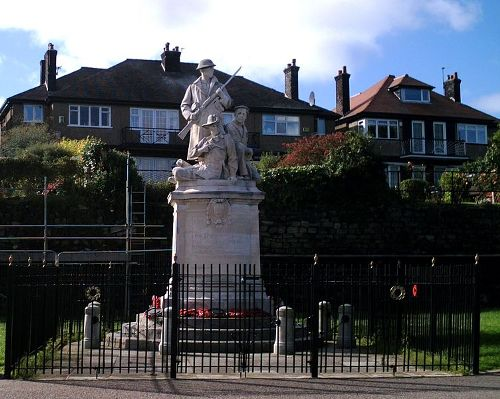 War Memorial New Brighton