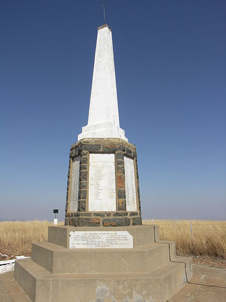 British Memorial Battle of Spioenkop