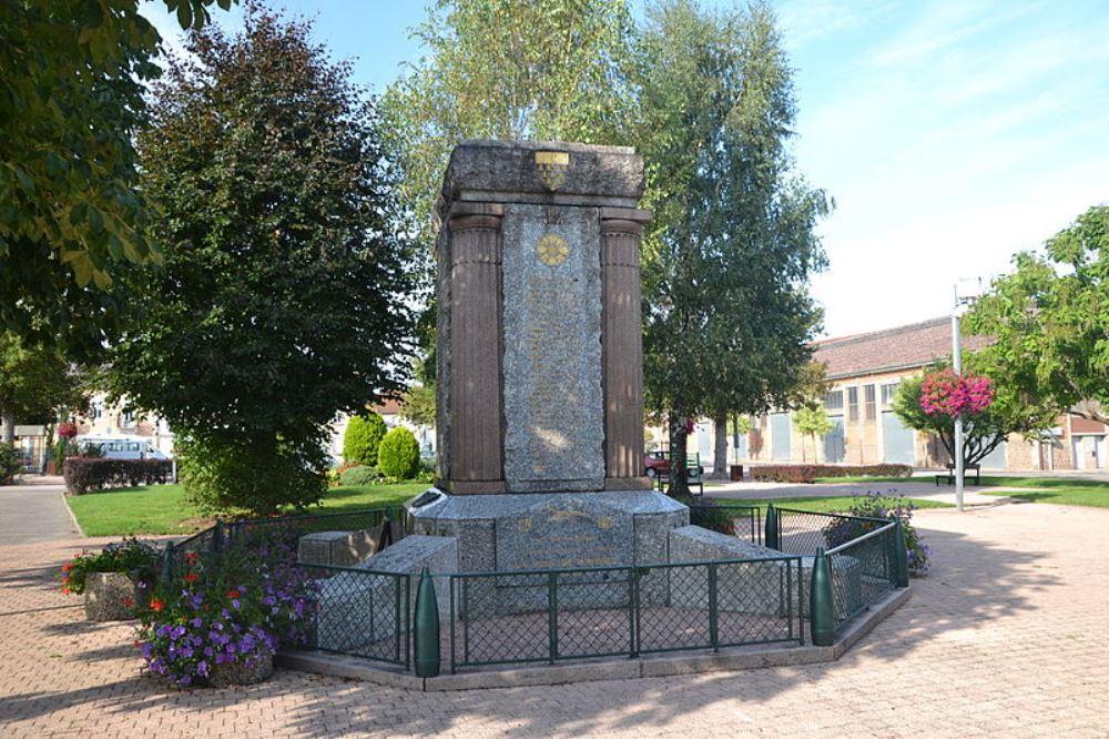 War Memorial Varennes-sur-Allier