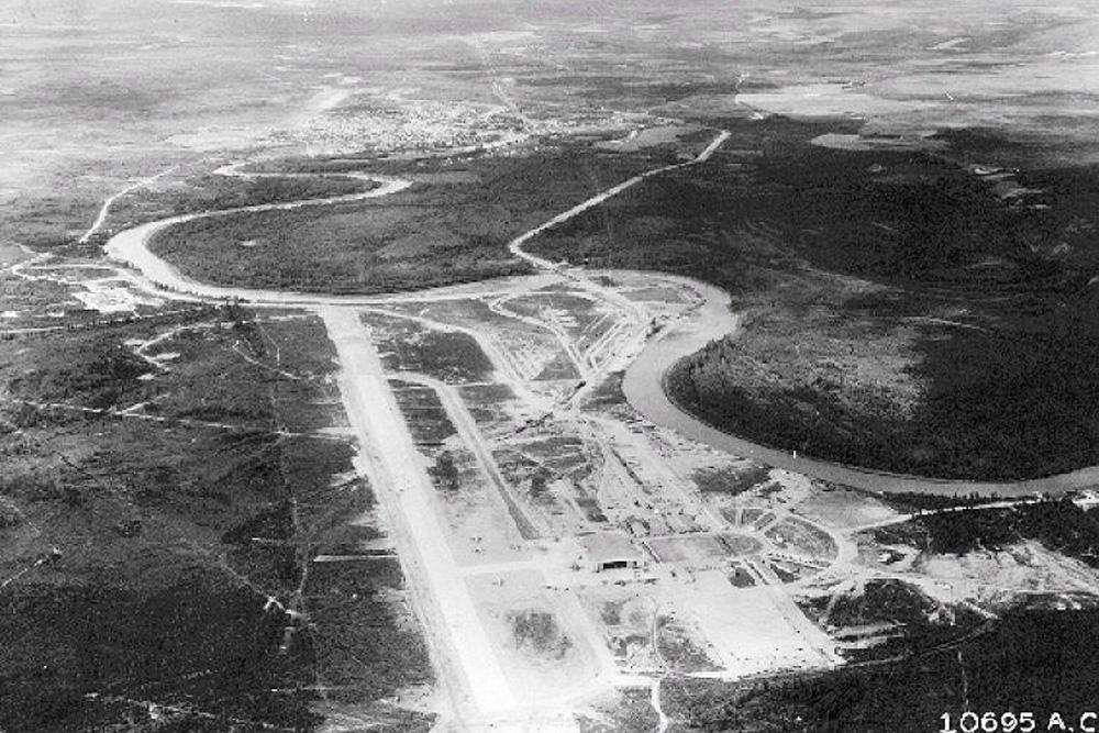 Ladd Army Airfield