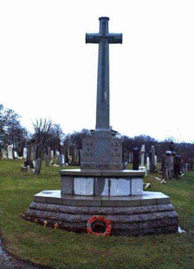 Commonwealth War Graves Sandymount Cemetery