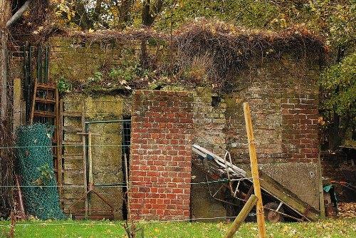 British Bunker Meenseweg
