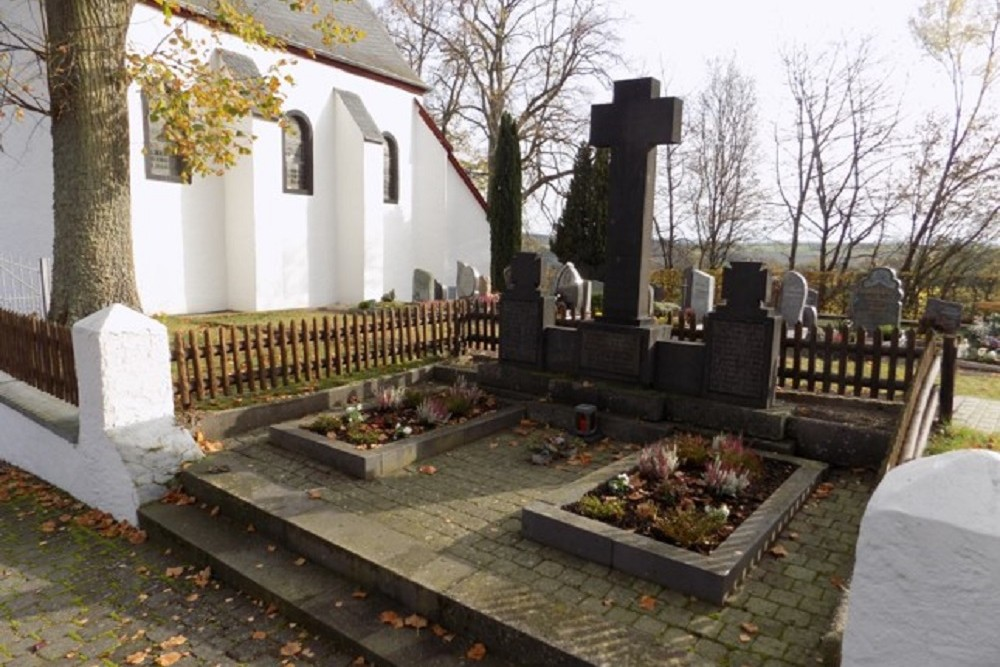 War Memorial Eveshausen