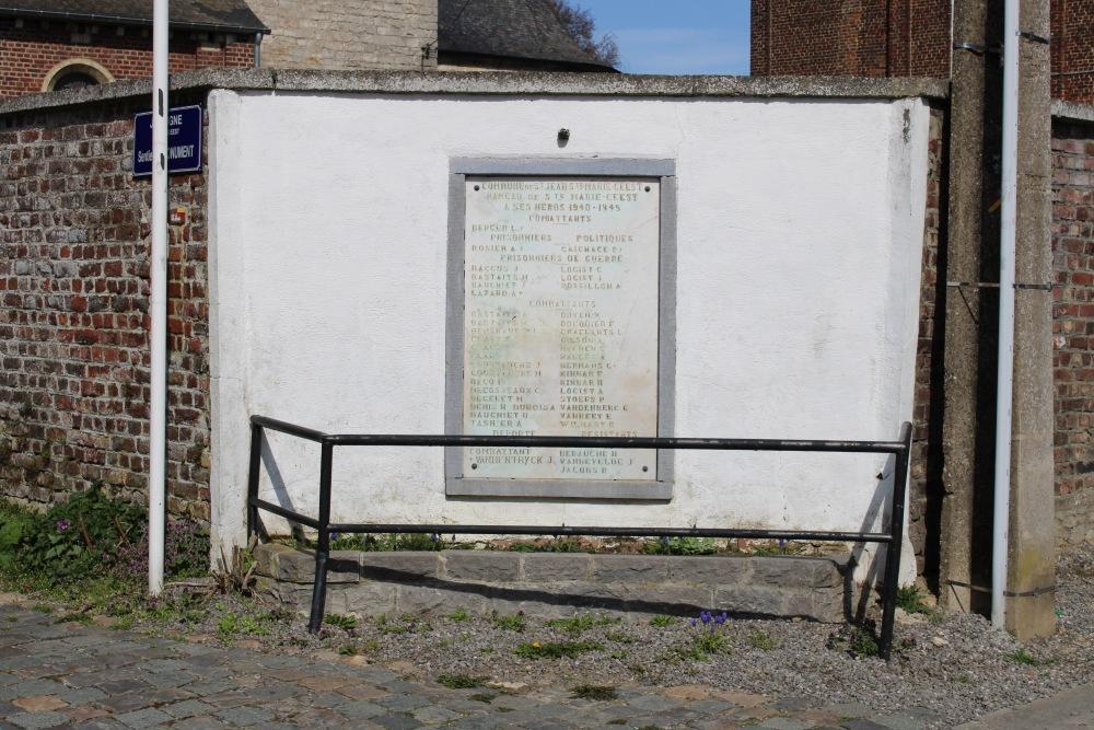 War Memorial Sainte-Marie-Geest
