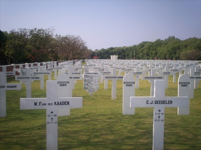 Dutch War Cemetery Ancol