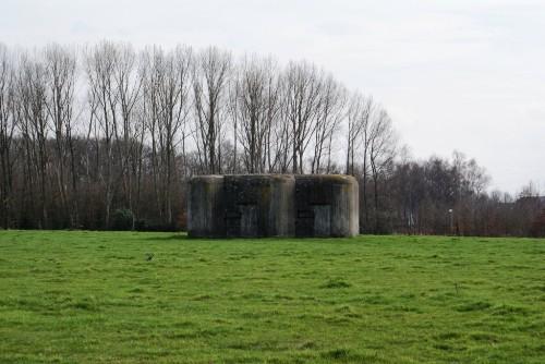 KW-Linie - Bunker P11