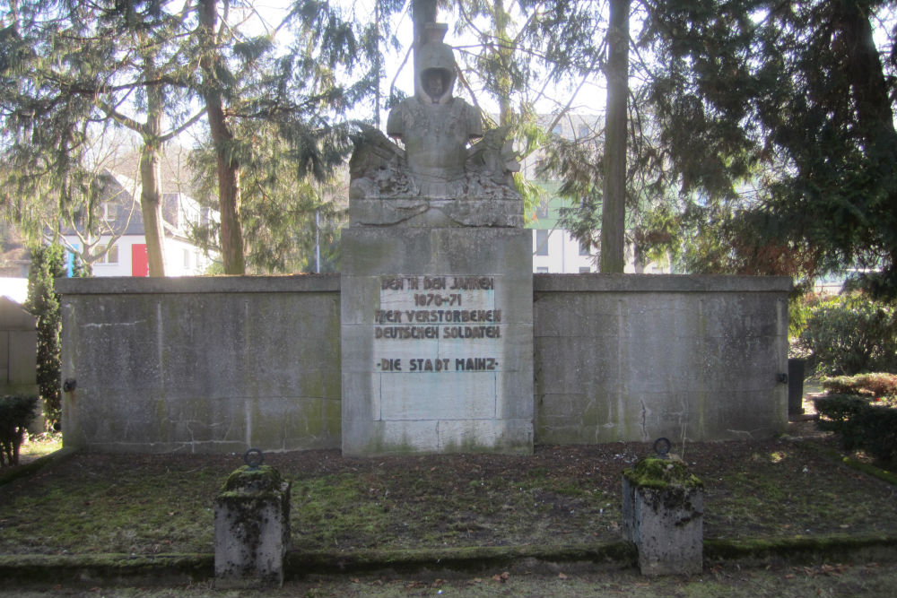 War Memorial Mainz Hauptfriedhof
