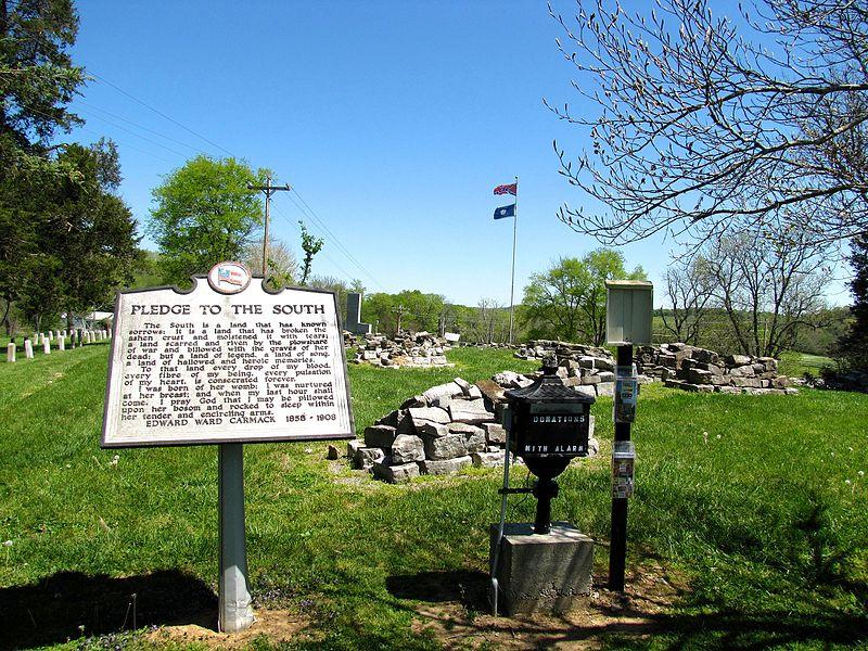 Begraafplaats Geconfedereerden Beech Grove