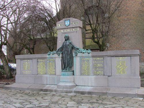 War Memorial Kain