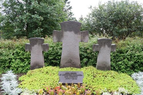 Duitse Oorlogsgraven Reykjavik