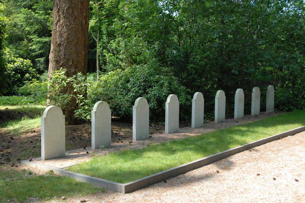 dutch war graves rusthof leusden amersfoort tracesofwar com rh tracesofwar com