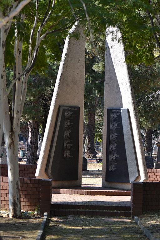 Monument Gesneuvelde Vrijwilligers