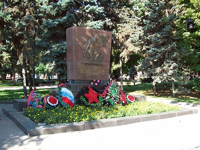 Gemeenschappelijk Graf Russische Helden Volgograd