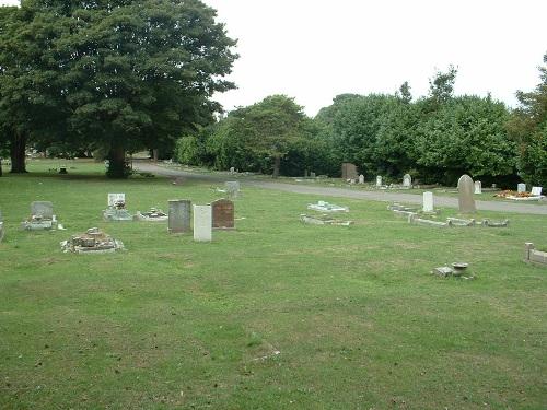 Oorlogsgraven van het Gemenebest Maidstone Road Cemetery