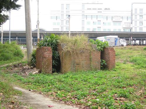 Japanese Air Raid Shelter Sugar Plant Tainan