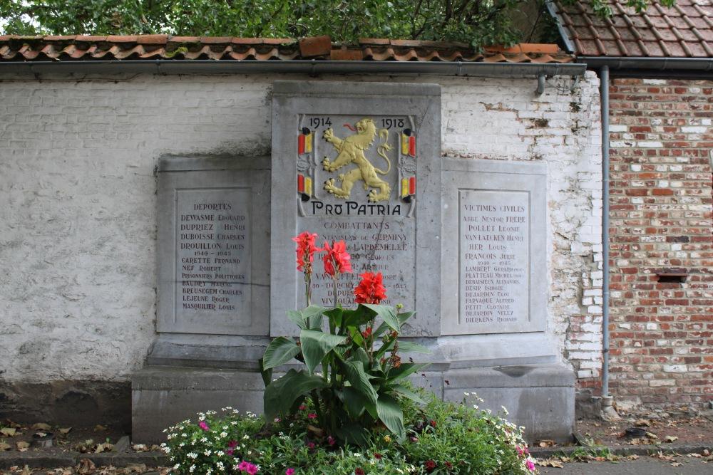 War Memorial Froyennes
