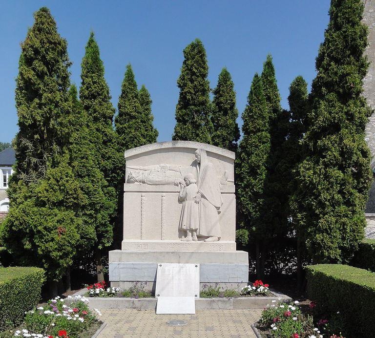 War Memorial Nauroy