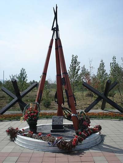Memorial to the Defencers of Vladikavkaz