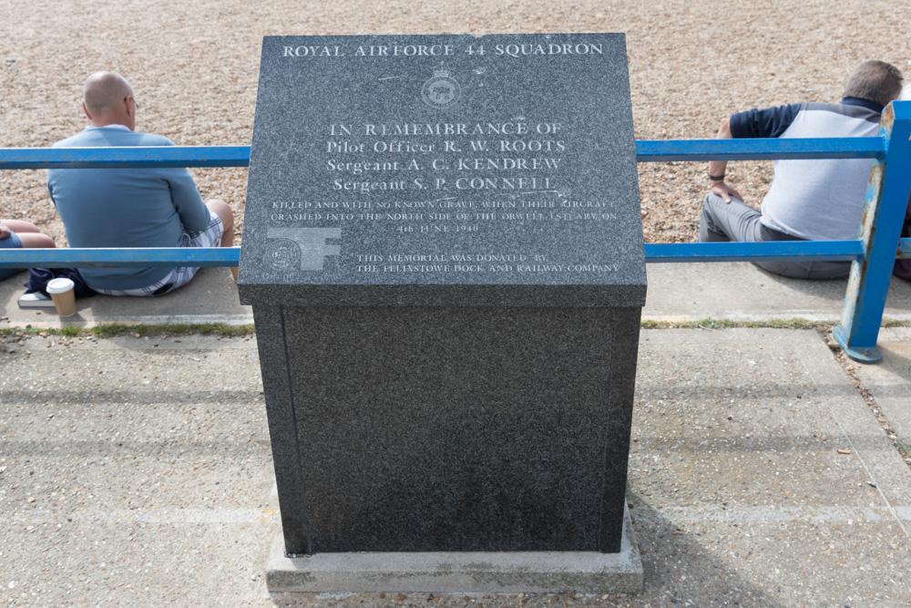 Monument Bemanning Hampden I P1340