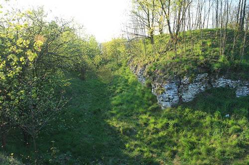 Festung Krakau - Strongpoint NS-32