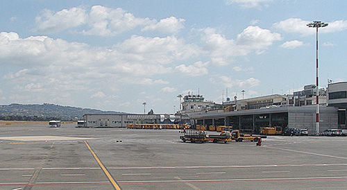 Internationale Luchthaven Ciampino-G. B. Pastine