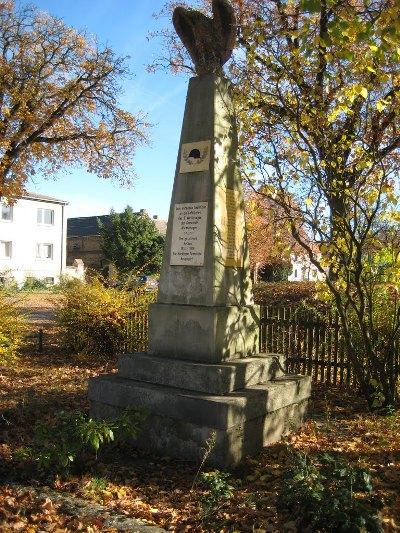 War Memorial Wiesenhagen