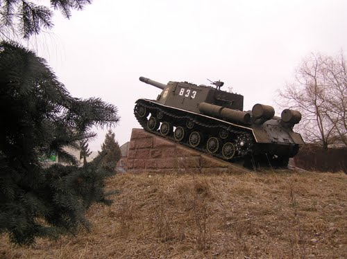 Monument Bevrijders (ISU-152)