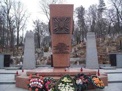 Monument 1ste ONA Divisie