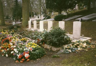 Commonwealth War Graves Driehuis