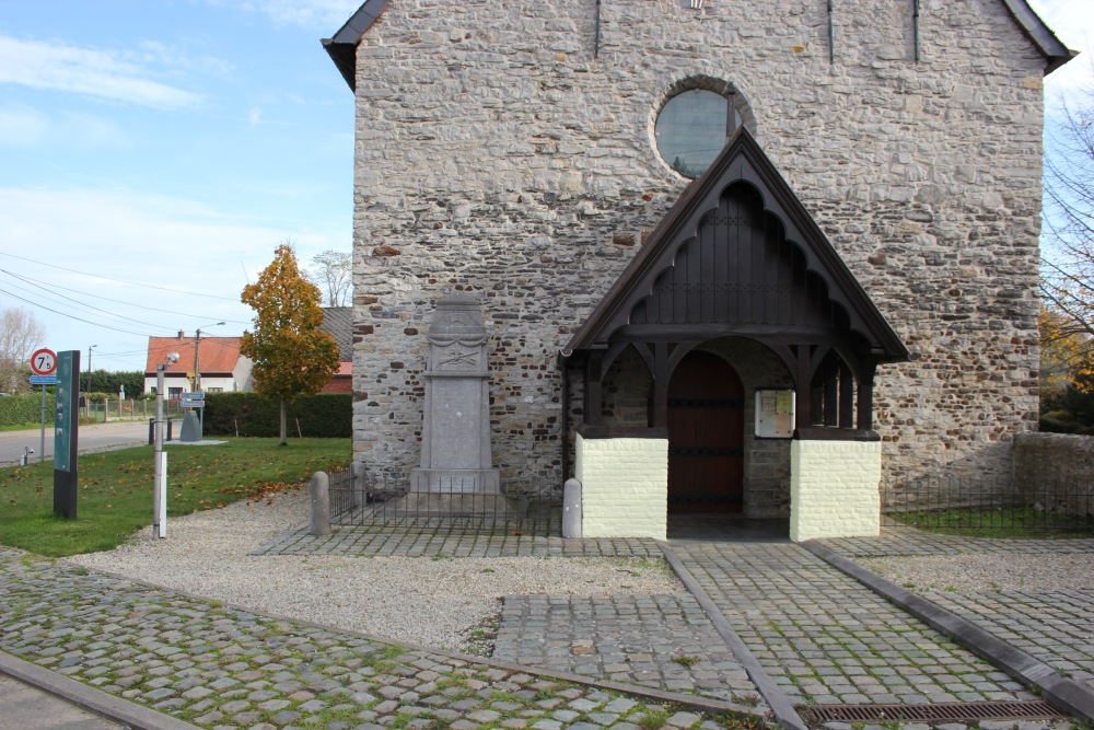 War Memorial Cordes