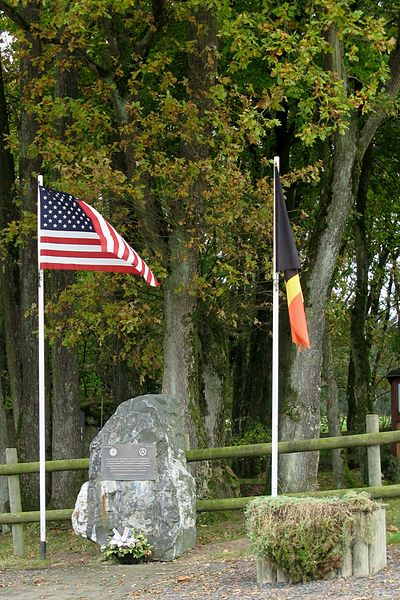 Monument 35th US Infantry Division