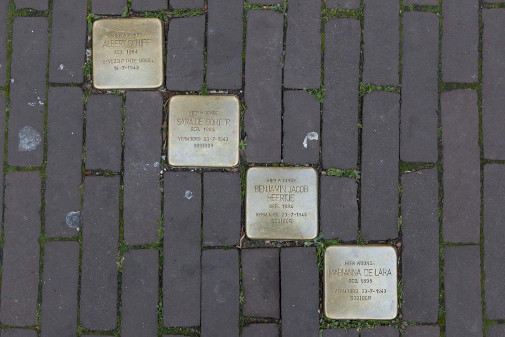 Stolpersteine Hommelseweg 55