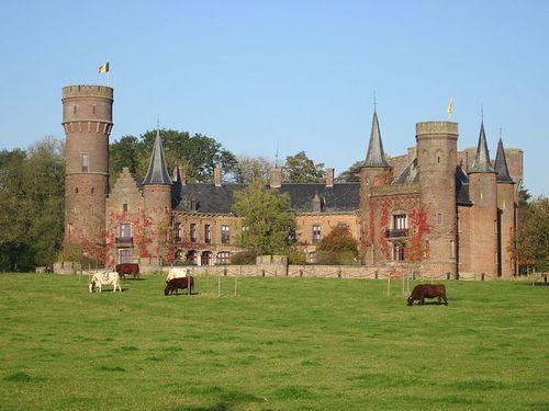 Castle of Wijnendale Torhout
