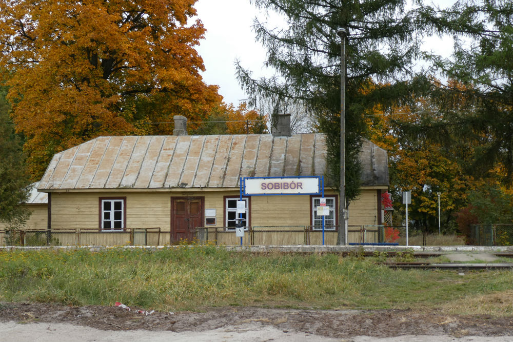 Train Station Sobibor