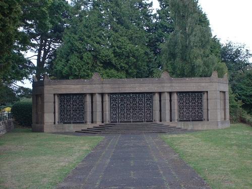 Oorlogsgraven van het Gemenebest Cobham Cemetery