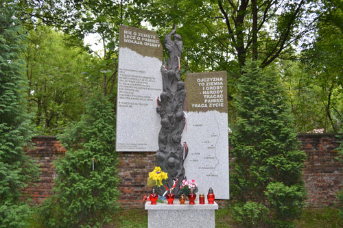 Memorial Victims UPA Cracow