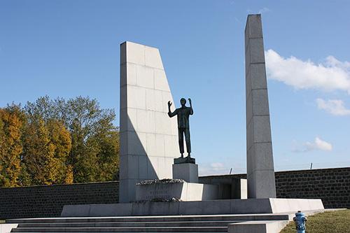 Tsjechoslowaaks Monument Mauthausen