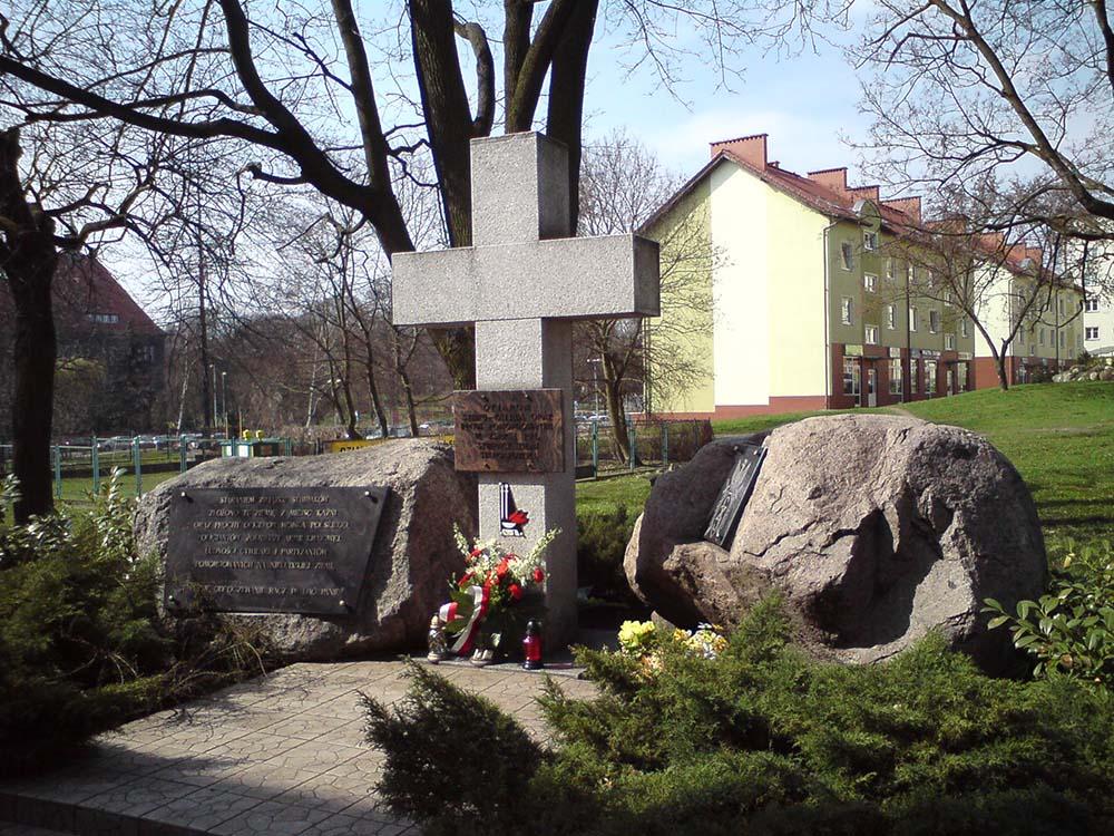 Memorial Victims Katyn & Siberia