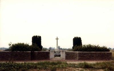 Oorlogsbegraafplaats van het Gemenebest Haverskerque