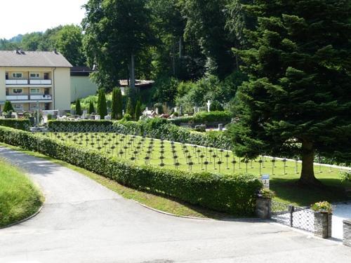 Austrian War Graves Velden