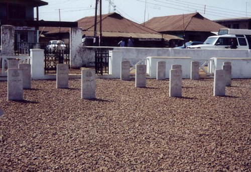 Commonwealth War Graves Oshogbo