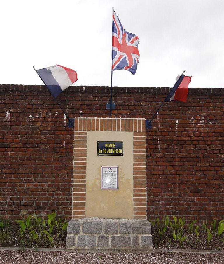 Memorial Speech General de Gaulle