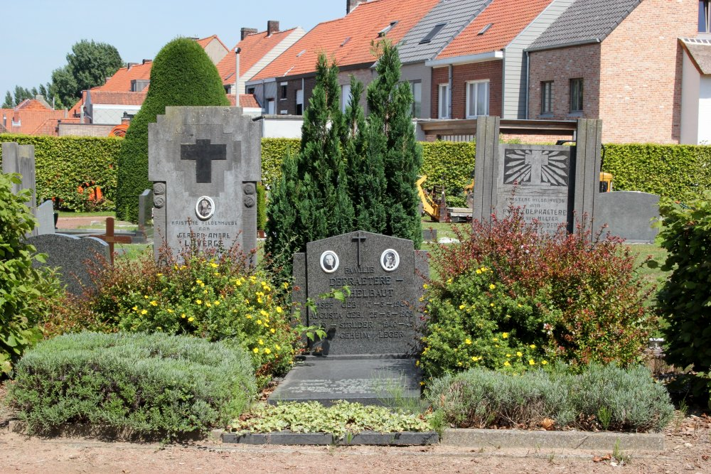 Belgische Oorlogsgraven Stasegem