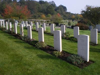 Oorlogsgraven van het Gemenebest Redstone Cemetery