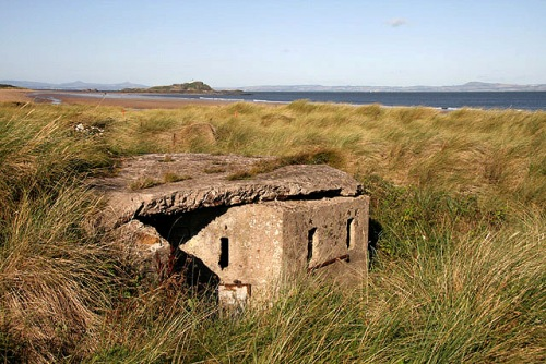 Pillbox FW3/22 North Berwick